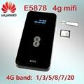 Huawei E5878s-32 4g lte разблокированный wifi роутер E5878 lte 4g dongle band 5/20 4g lte MiFi мобильный роутер pocket 4g wifi роутер