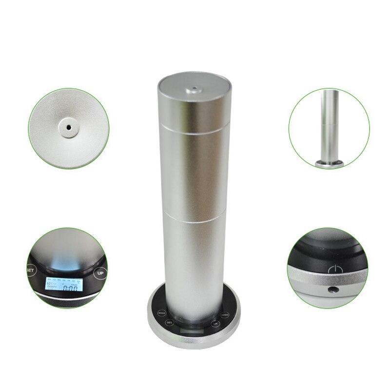 Difusor de aceites esenciales de oficina de 300 metros cúbicos, purificador de aire ultrasónico, función temporizador, Unidad de Aroma, aceite esencial, diferencia de Aroma - 3