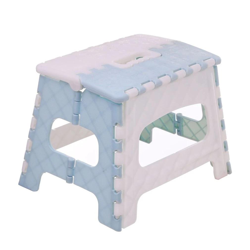 Folding Step Stool Lightweight Step Stool Mini Cartoon Safe Stool For Kitchen Bathroom Bedroom Kids Or Adults Stools Ottomans Aliexpress
