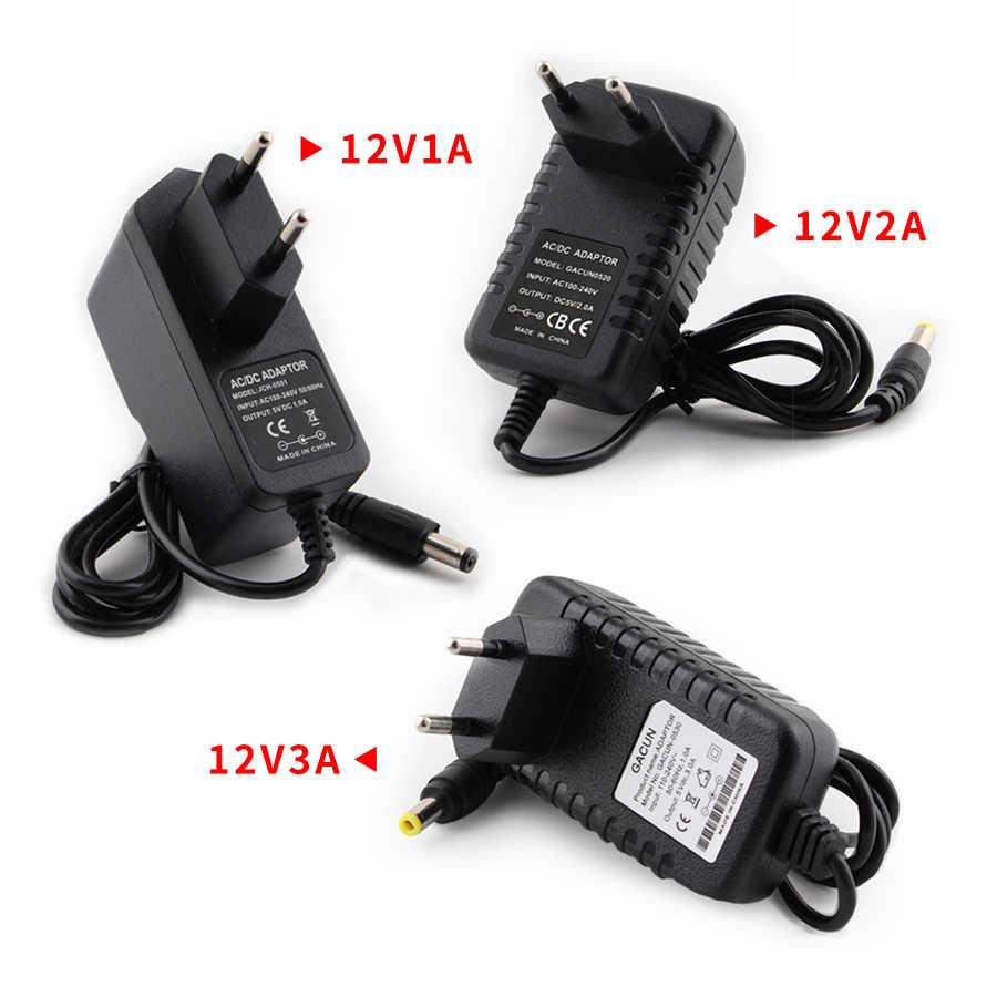 Universal Netzteil Adapter 220V Zu 12V 1A 2A 3A 5A 6A 7A 8A 10A Power Versorgung Transformatoren 220V Zu 12V Led-treiber Ladegerät