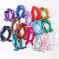2021 Новый Модный Шелковый квадратный шарф для женщин 60 см атласный шейный платок повязка на голову мягкий шейный платок женский платок