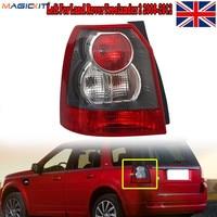 MagicKit LEFT SIDE Tail Light Rear Lamp Red Brake Fits Land Rover Freelander 2 LR2 06 12
