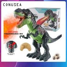 Игрушечные динозавры сплющенные яйца интерактивные игрушки с