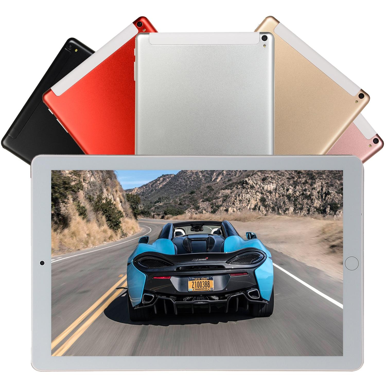 2020 NEW 10.1 Inch Tablet Pc Quad Core  Original  Android 8.1 6GB RAM 128GB ROM IPS Dual SIM Phone Call Tab Phone Pc Tablets