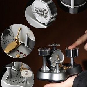 Image 3 - Strongwell Vinger Touch Mini Drum Miniatuur Beeldjes Percussie Speelgoed Creatieve Home Decoratie Accessoires Cadeau Voor Vriendje