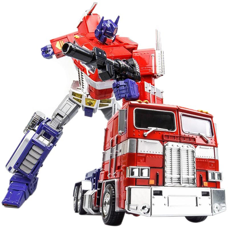 Hot money alloy white MP10-V prime and accessories package toys