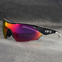 NRC Photochromic Cycling Eyewear 자전거 안경 남성 여성 MTB 자전거 타기 낚시 고글 색상 변경 Sunglasse
