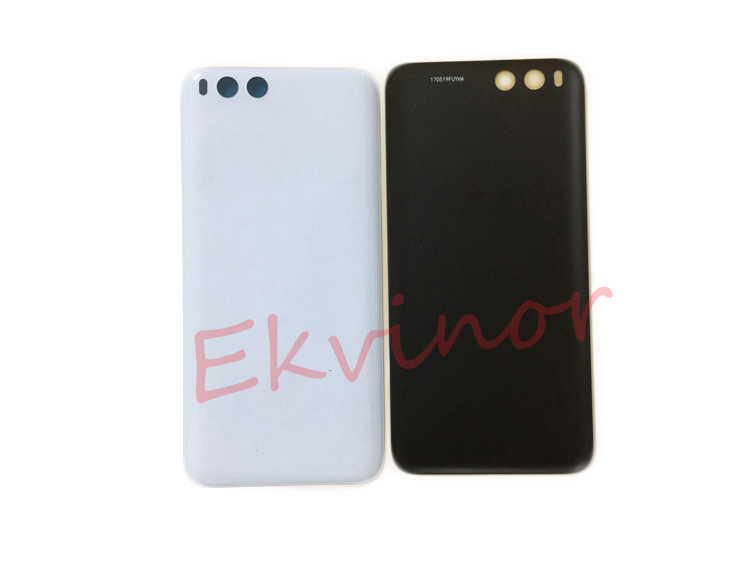 <font><b>Original</b></font> <font><b>Battery</b></font> <font><b>Cover</b></font> Back Housing Case For <font><b>Xiaomi</b></font> Mi 6 Rear Door Glass Panel For <font><b>Xiaomi</b></font> <font><b>Mi6</b></font> <font><b>Battery</b></font> <font><b>Cover</b></font> Replacement image