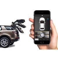 PKE-sistema de alarma para coche 686B, aplicación de bloqueo central de entrada sin llave, Universal, bluetooth