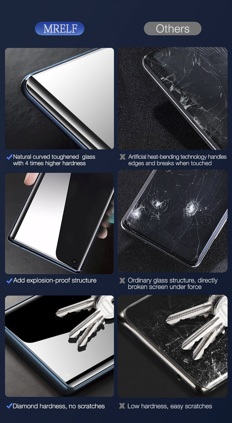 Tempered Glass for Oneplus 8 7 7T Pro Glass Screen Protector Protective Camera One Plus 8 Pro Glass for Oneplus 7T 6T 5T 7 T 5 6