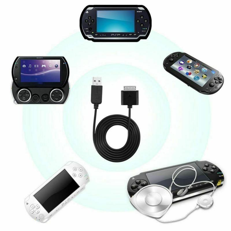 USB зарядное устройство кабель для зарядки Sony PS Vita синхронизация данных Зарядка свинец PSV PSP Vita игровой аксессуар в наличии