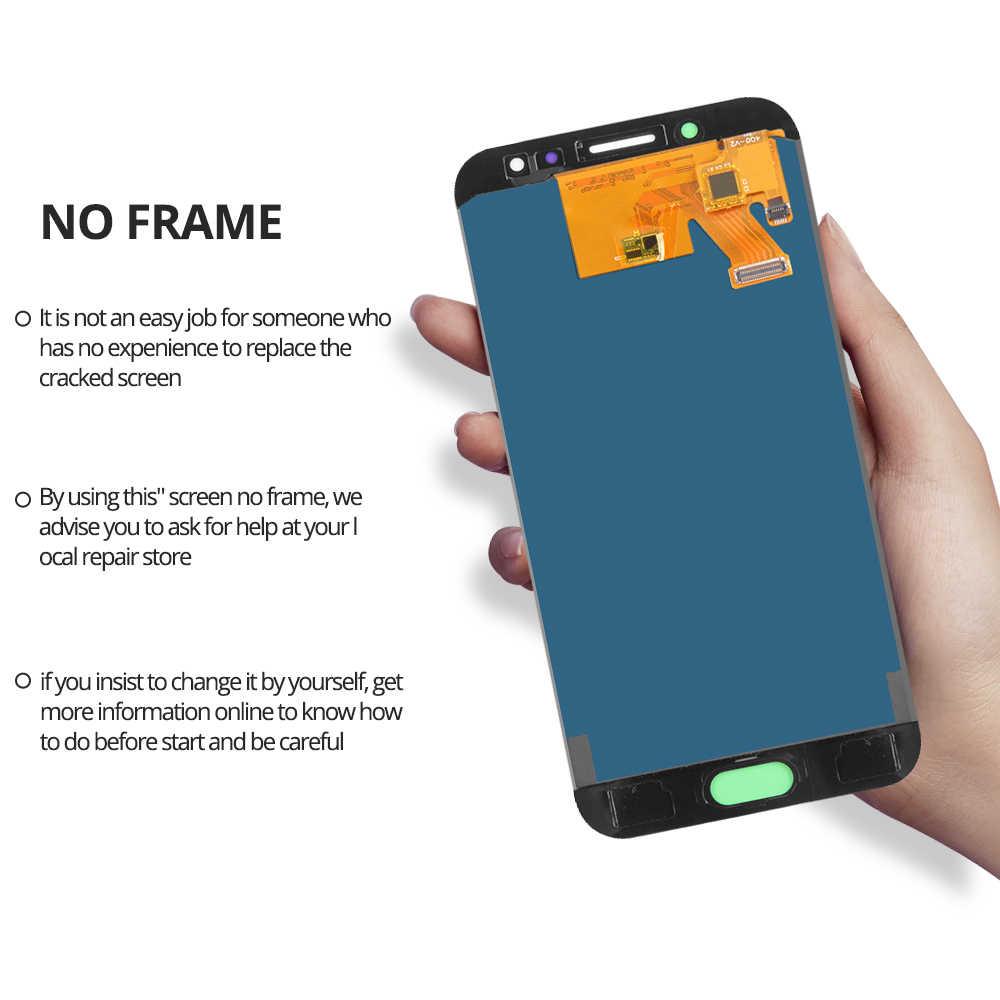 شاشة LCD Galaxy J530 2017 قابلة للتعديل لهاتف سامسونج J5 2017 شاشة عرض تعمل باللمس محول رقمي J5 Pro J530 J530F LCD 5.2 بوصة