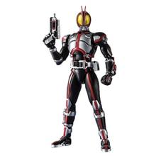 Masked Rider 555 20th anniversary Kamen Rider Faiz Action Figure Model Toys PVC 15CM Collection Gifts Desktop Decoration