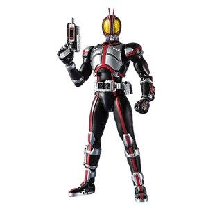 Image 1 - Maskeli Rider 555 20th yıldönümü Kamen Rider Faiz eylem şekilli kalıp oyuncaklar PVC 15CM koleksiyon hediyeler masaüstü dekorasyon
