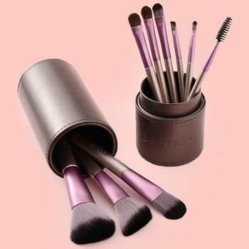 Makeup Brushes Set 9pcs Foundation Blending Powder Eye Face Brush Makeup Tool Kit High Quality Makeup Brush 3