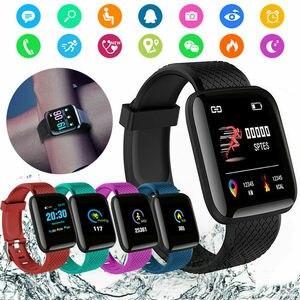 2020 Smart Children Couple Watch Waterproof Large Screen Pedometer Bluetooth Heart Rate Sleep Monitoring Children Men And Women