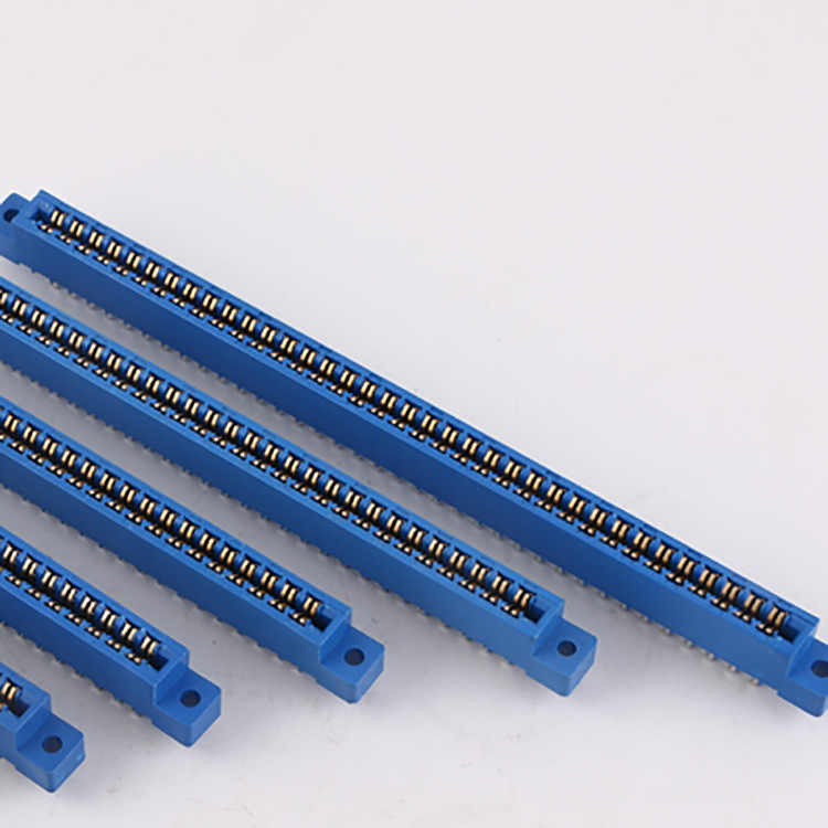 10 Stks/partij 805 12 P Card Edge Connector 3.96 Mm Pitch 2X6 Rij 12 Pin Pcb Slot Solder socket SP12 Dip Draad Solder Type