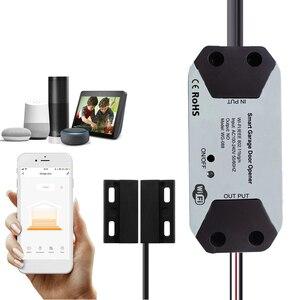 Image 2 - Smart Wifi Schakelaar Voor Alexa Google Thuis Slimme Leven/Tuya App Controle Garagedeuropener Smart Deurslot Controller