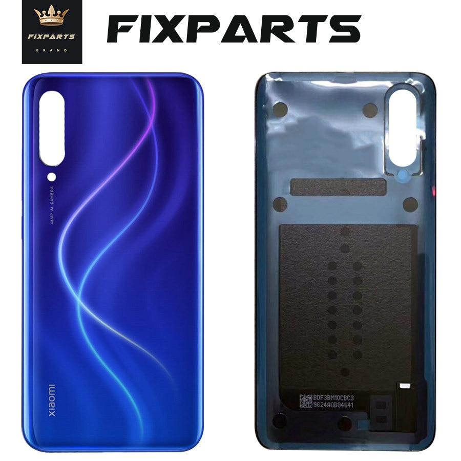 Original New Mi CC9 Housing For Xiaomi Mi CC9e Battery Cover Back Glass Panel For Xiaomi Mi A3 Back Battery Cover Rear Door Case