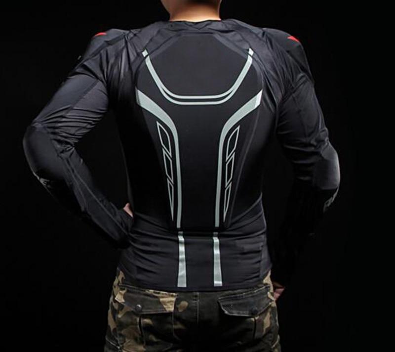Dain Racing Motorcycle Jacket Armor Moto Body Protection ATV MTB Motocross Protector Clothing Protective Gear Motorcycle Jackets