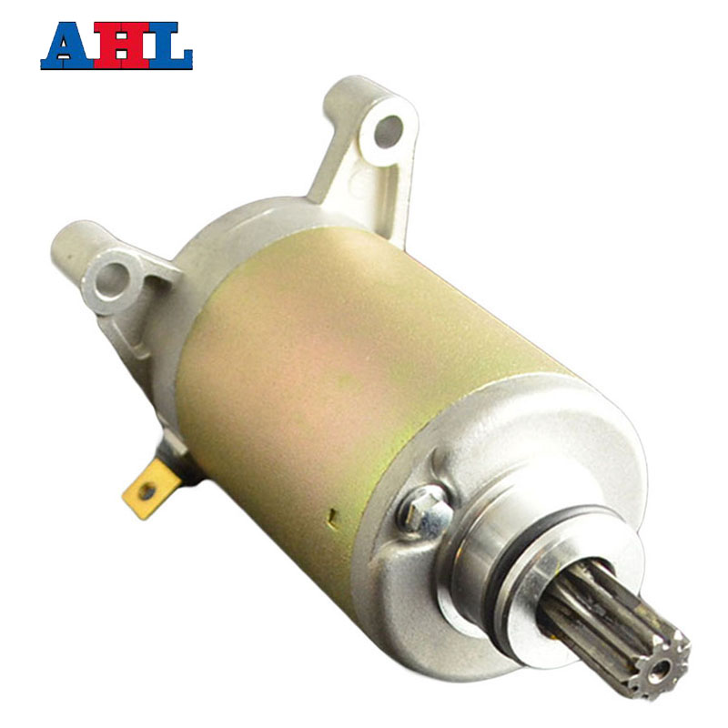 100% Brand New Motorcycle Engine Parts Starter Motor Fit for Suzuki <font><b>DR200</b></font> DR200SE DR 200 SE 200SE 1996-2009 Off Road Dirt bike image