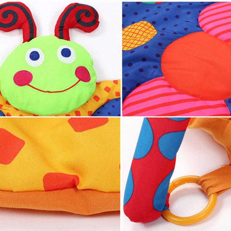 Tapis de jeu pour bébé jouets cadeau jouer tapis de gymnastique doux tapis de sol pour bébé 3D activité tapis de jeu tapis rampant enfants tapis jouet éducatif - 5