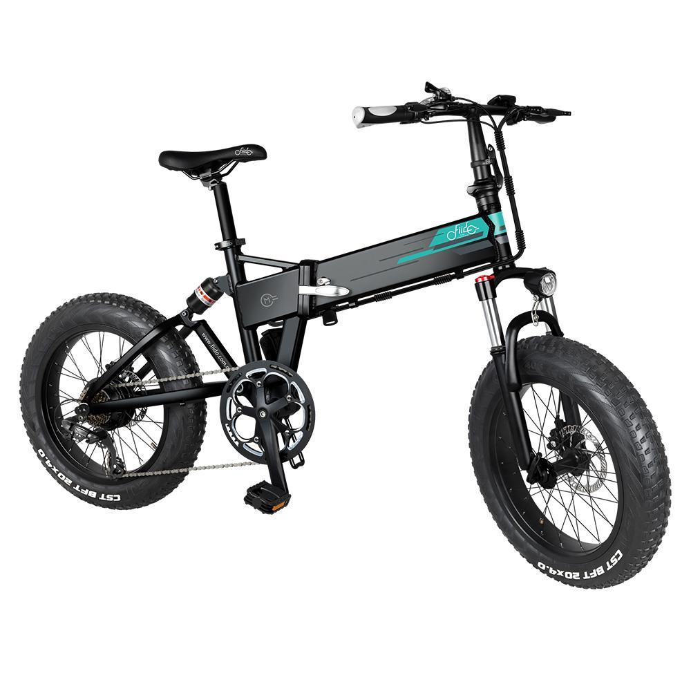 [En STOCK] FIIDO M1 vélo cyclomoteur électrique pliant trois Modes d'équitation 20 pouces pneus 80KM 36V 12.5Ah batterie vélo électrique e vélo