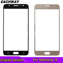 Original Neue Ersatz LCD Vordere Touchscreen Panel Outer Glas Objektiv Für Samsung Galaxy J5 prime G570F On5 2016 G570 panel