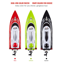 35km/H High Speed RC Boat Fast Ship With Cooling Water System 200m Distance Night Light Double Layer Waterproof Speedboat Gifts