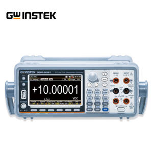 Digital Multimeter 6.5digits 1200000 Counts Gwinstek GDM-9061 with RS232