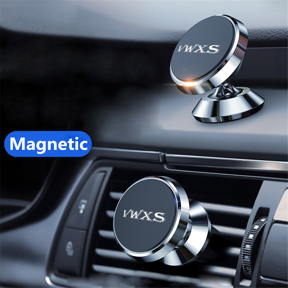 VWXS Universal Magnetic Car Phone Holder Mobile Cell Air Vent Mount Magnet GPS Stand  For  Iphone 11 Xiaomi Redmi 9s Huawei P30