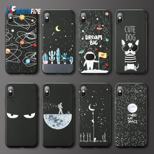 NORTHFIRE Space Planet Case For Redmi 4X 5A 5 6 6A Note 4X 6Pro Note 7 Soft Tpu Case For Xiaomi 4X mi 8 Lite 8 SE 9 9SE Cover