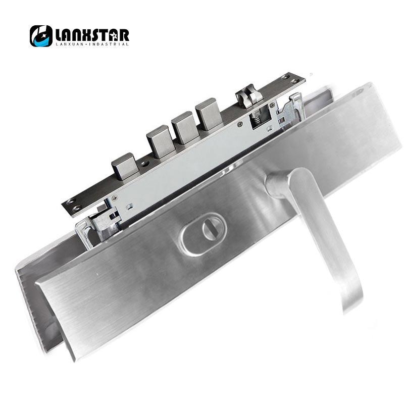 New Quality Practical Steel Lock-body 304 Stainless-Steel Anti-theft Lock Outer Door Lockset Dead-bolt Locks