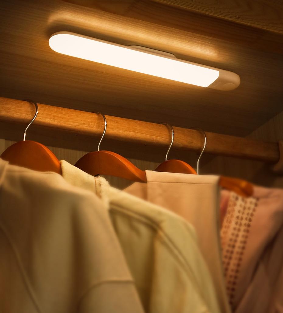 Led Wardrobe Light Pir Motion Sensor