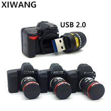 USB 2.0 Pen Drive 16GB 32GB Camera SLR Usb Flash 8GB Disco Mini Laptop 4GB Pendrive 64GB Memory Stick 128GB gift for photo