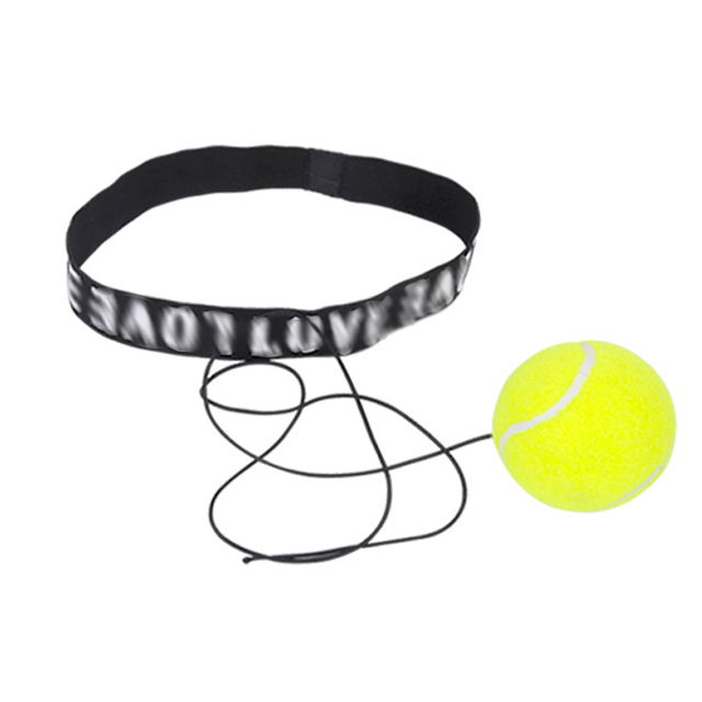 1pcs Fighting Ball Muay Thai Exercise Speed Boxing Equipment Sports Entertainment Top Quality Head Band Speed Training