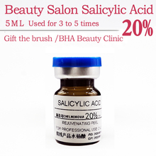 20% salicylic acid strong peeling /acne treatment/pore cleanser/pox pits/skin whitening/Complete removal of excess facial oil
