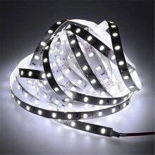 LED Strip Light 5630 DC12V 5M 300led Flexible 5730 Bar Light High Brightness Non-waterproof Indoor/ Outdoor Home Decoration