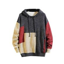2020 new european and american knitwear large size men's
