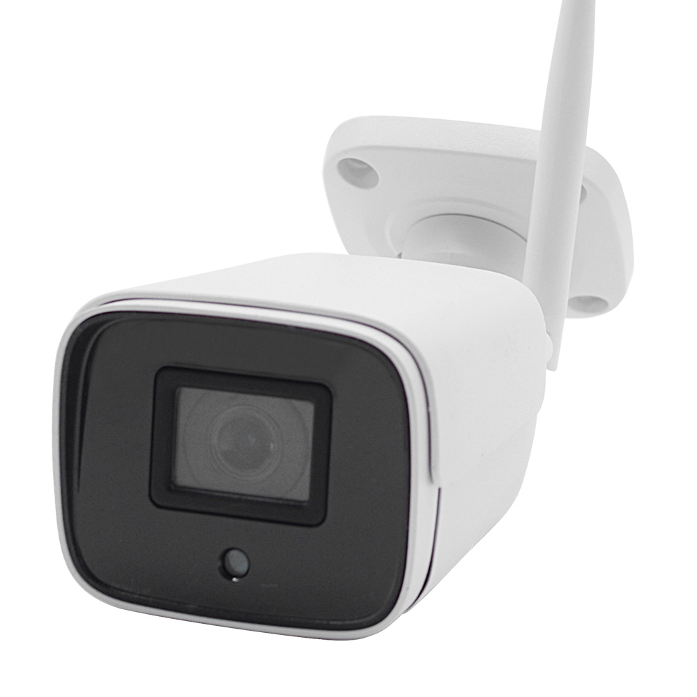 5MP IP Camera Wifi IR Night Vision SD Card Wireless Camera 2MP Audio Record Bullet Onvif CCTV Outdoor Video Surveillance ICSee