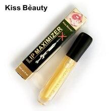 Натуральный Питательный глянцевый защитный блеск для губ, блестящий тинт для губ, привлекательные губы, увеличитель, косметика для ухода за...
