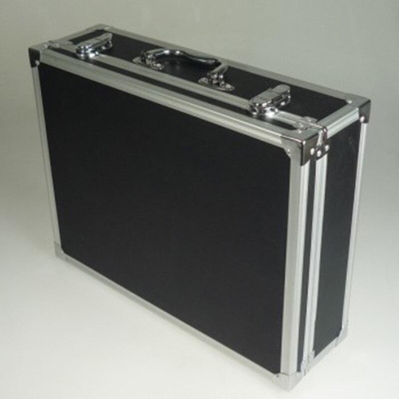Mallette de Production exécutive-boîte en aluminium tours de magie magicien scène Illusion accessoires Gimmick drôle apparaissant Magia mentalisme