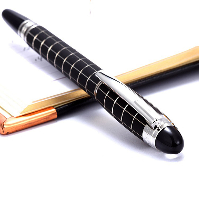 Brand Ball-point Pen Signature Pen Black Red Pen Souvenirs