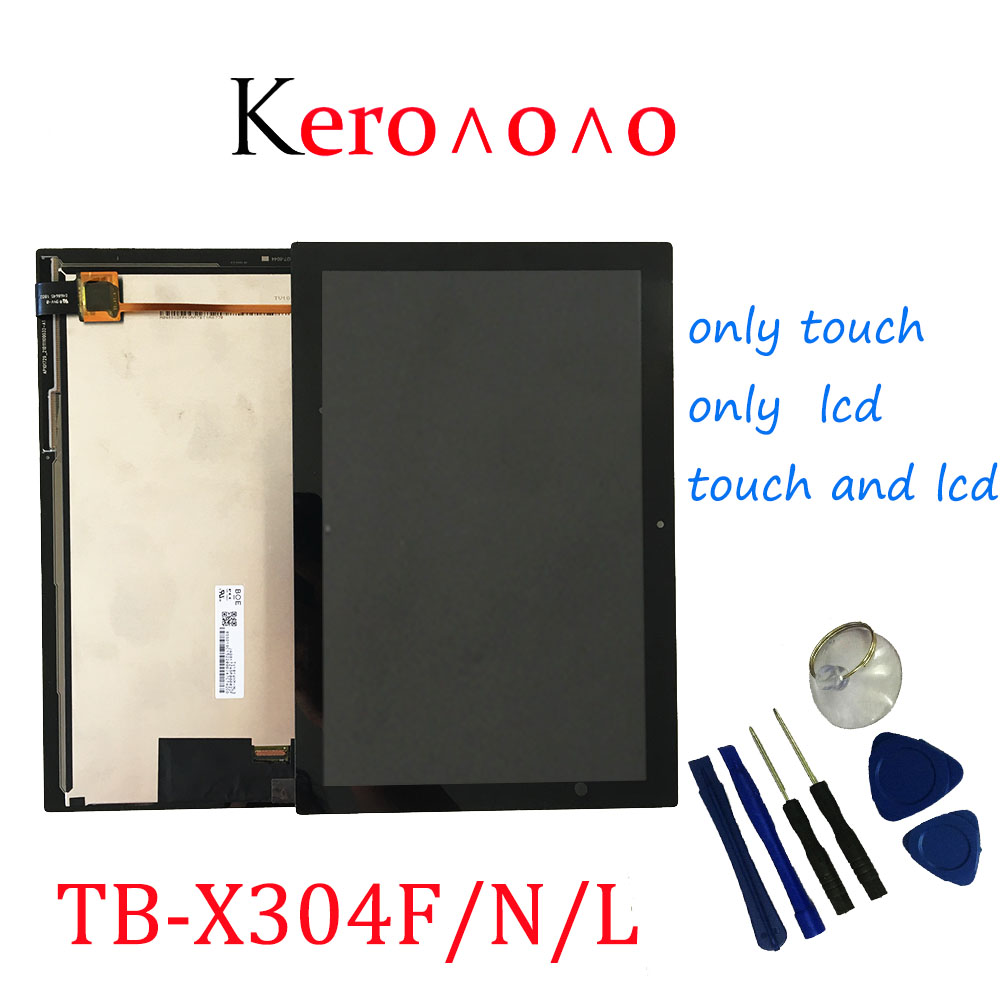 Lcd-Display Digitizer-Assembly Touch-Screen TB-X304F Lenovo Tab for 4x304/304/Tb-x304l/.. title=