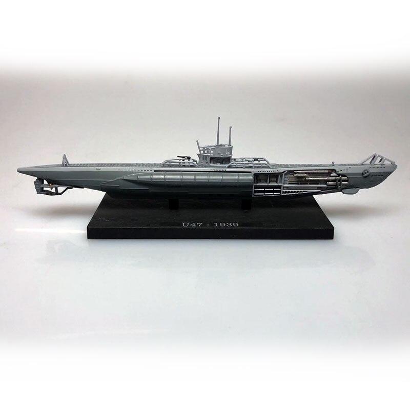 Details about  /U-47 Type 1//350 Viib U-Boat Diecast Metal Warship German Submarine World War Ii
