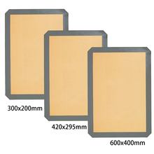 1pcs Reusable environmental protection Silicone baking mat Non-stick silicone oven mat Dough Rolling Mat Baking Mat Pastry Clay