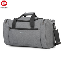 Tigernu 2020 Travel Bags Spalshproof Large Capacity Fashion Duffle Bag Hand Luggage Traveling Handbags for Men Women Casual Male