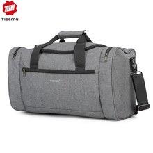Tigernu morral de 2020 bolsas de viaje Spalshproof de gran capacidad de moda bolsa de lona equipaje de mano de viaje bolsos para hombres y mujeres Casual de hombre
