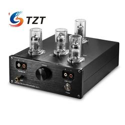 TZT Phono Preamp Tube RIAA Phono Preamp MM Turntable Preamplifier Little Bear T11