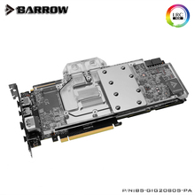 Water-Block Barrow 2080 2070 BS-GIG2080S-PA Super-Gaming Gigabyte Aurora for VGA RTX